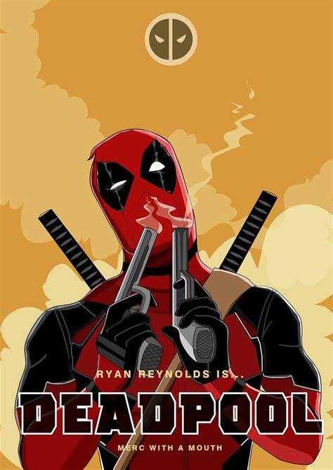 deadpool poster best 25 deadpool poster ideas on