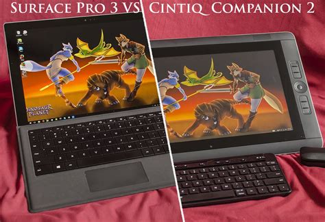 wacom cintiq companion 2 paint tool sai cintiq companion 2 vs surface pro 3 review by hobbsmeerkat