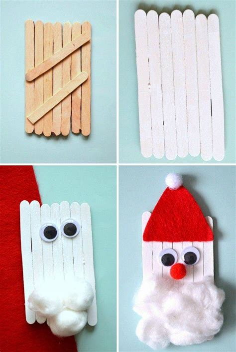 Decoration Pere Noel A Faire Soi Meme by Bricolage De No 235 L En Bois En 20 Id 233 Es De D 233 Corations 224