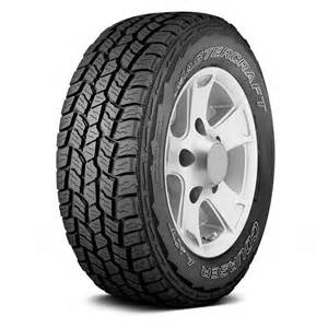 Mastercraft Suv Tires Mastercraft Tire Lt 285 75r 16 123r Courser Axt All Season