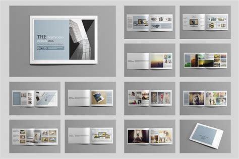 portfolio layout size indesign portfolio brochure v419 brochure templates