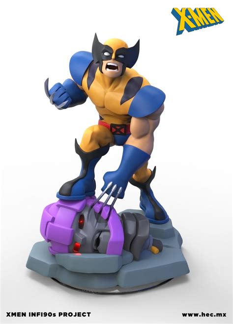 Marvel Ls Uk by Deadpool And Disney Infinity Figures Are The Stuff