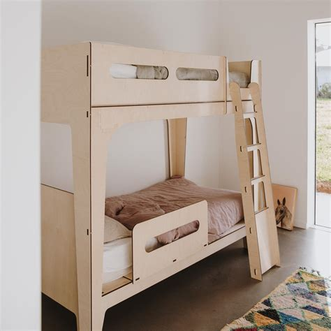 designer modern kids loft bed plyroom