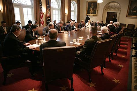 opinions on cabinet room white house