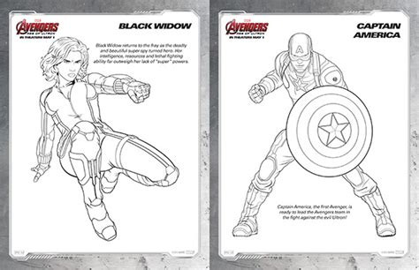 blank coloring pages avengers free kids printables marvel s the avengers age of ultron