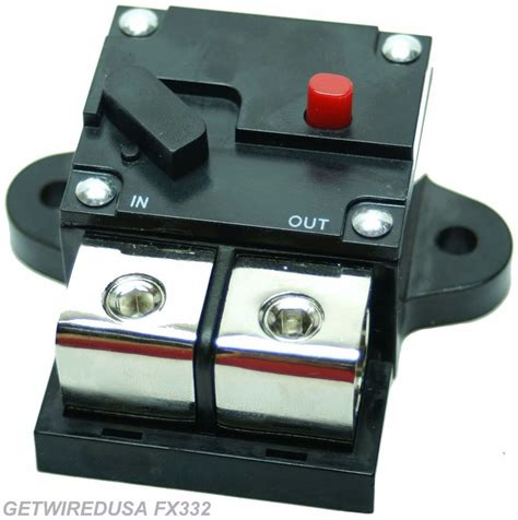 boat battery disconnect 0 awg 12 volt battery disconnect cut on off kill switch