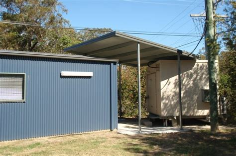 Shed Roof Carport by Sydney Sheds Garages Carports