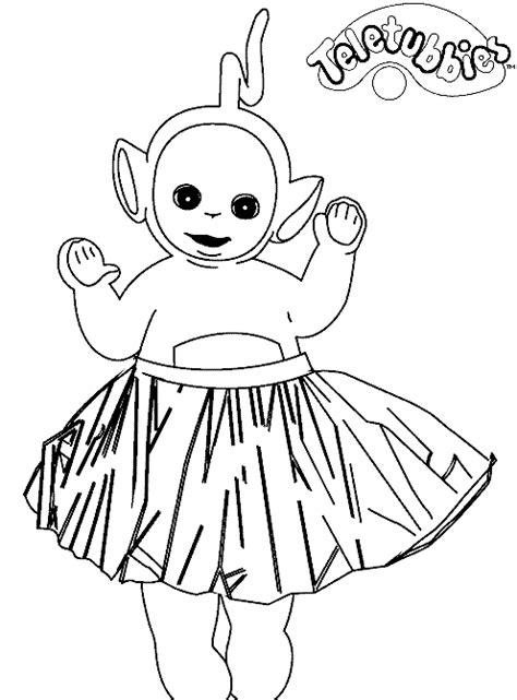 Topi Hitam Untuk Perempuan sketsa gambar teletubbies untuk belajar mewarnai anak