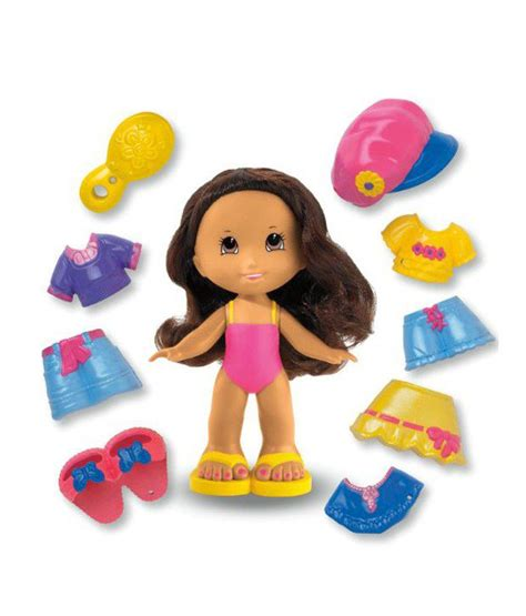 Fisher Price Snap N Style Wardrobe by Fisher Price Snap N Style Doll Erika Fashion Dolls