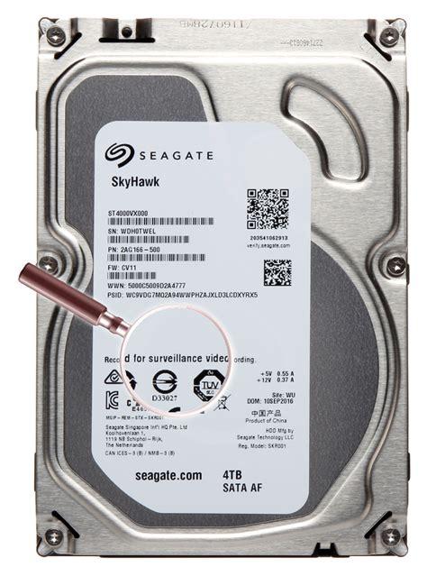 Hdd Seagate Skyhawk 3tb 3 5 Sata3 5900 Rpm For Cctv disco per registratore hdd st4000vx000 4tb 24 7 skyhaw dischi rigidi delta