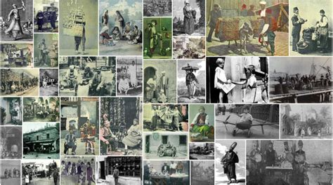 From History Books Of Istanbul To The Streets Of New York by Trades Of Istanbul Collected In Photobook