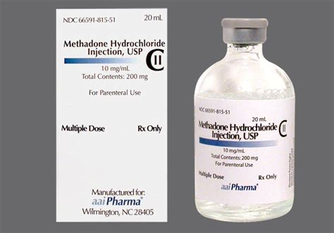 Which Is Harder To Detox Fentenal Or Methadone by Methadone Iv Preparations Opiate Addiction Treatment