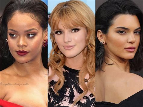 hollywood celebrities blood type how celebrities got rid of their acne insider