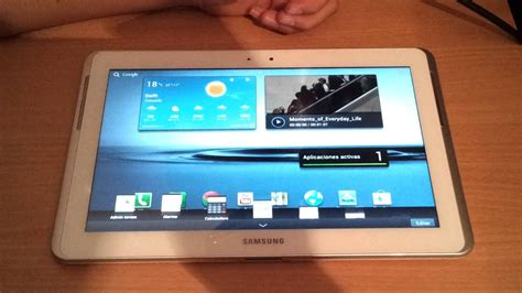 samsung galaxy tab 2 10 1 review espa 241 ol