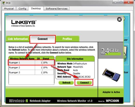 cara membuat jaringan wireless dengan cisco packet tracer cara membuat jaringan wireless di cisco packet tracer my