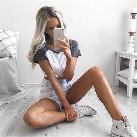 Tshirt Lock Tight Nike shorts shirt grey grey grey t shirt baseball