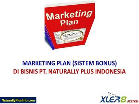 design plus indonesia marketing plan bisnis pt naturally plus indonesia