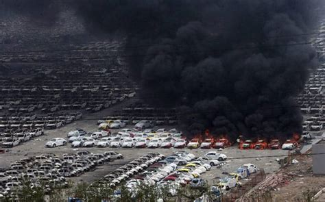 film of china explosion death toll in china s tianjin port blasts rises to 104
