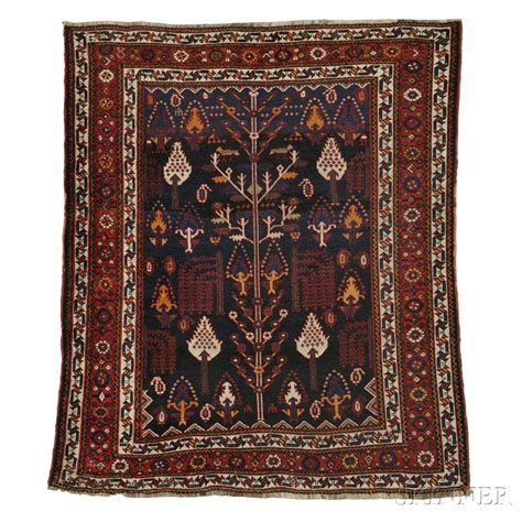 Bakhtiari Rug Sale Number 2884b Lot Number 154 Rug Auctions