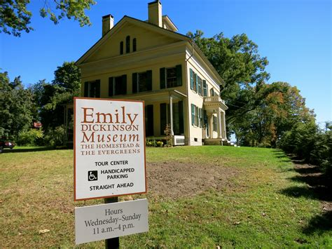 emily dickinson museum biography the travel guide for the literary nerd