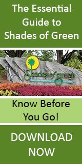 the essential guide to shades of green 2018 your guide to walt disney world s resort books disney discount information by for