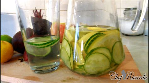 Jamaican Detox by Cucumber Water How It Works Amazing For Weight Loss
