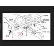 Location Of Airbag Module For 2010 RAV 4  Fixya