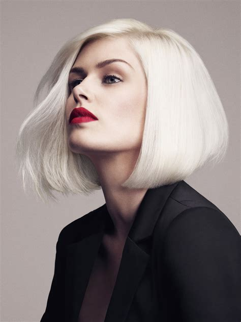 platinum bob hairstyles pictures long bob in bright platinum hairstyles co uk hairstyle