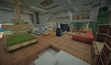 Minecraft Interior Design Minecraft Furniture Meinkraft Pinterest