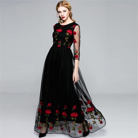 design dress new online buy wholesale floral embroidery design from china