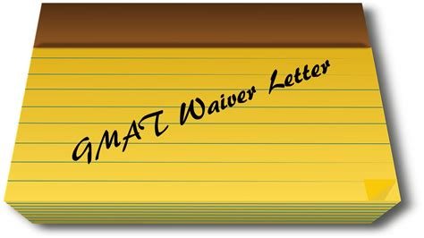 Waive Gmat For Mba by How To Draft The Gmat Waiver Letter Qs Leap
