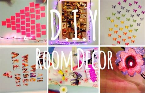 cute bedroom decor pinterest d i y room decor for teens projects to try pinterest