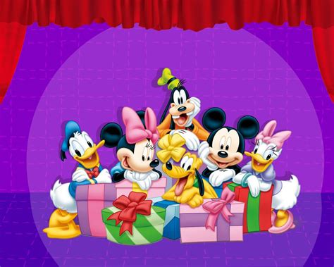 Mickey Mouse Clubhouse Wall Mural mickey mouse clubhouse images wallpapers wallpapersafari