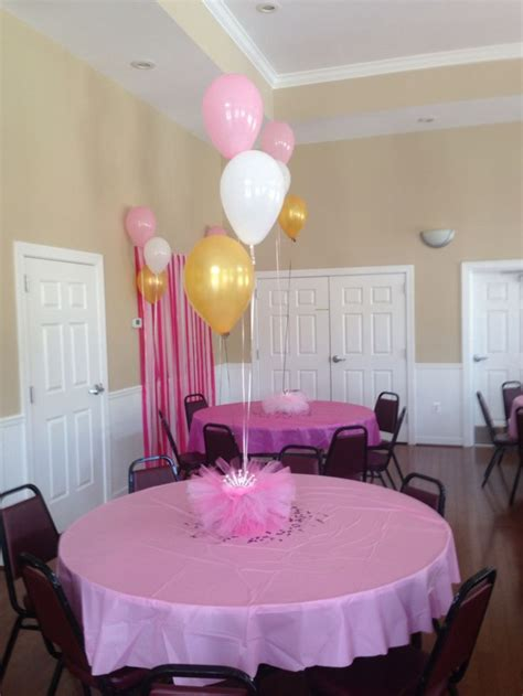 Tutu Centerpieces For Baby Shower by Best 10 Tutu Centerpieces Ideas On Baby