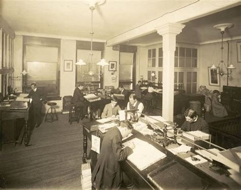 Vintage Office by Office Photos 1904 1907
