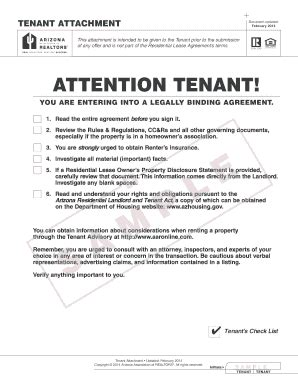 printable lease agreement arizona dbbl sing up fill online printable fillable blank