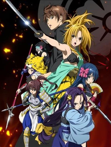 ambition of oda nobuna the ambition of oda nobuna tv series 2012 filmaffinity