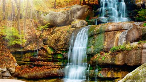 tropical waterfall backgrounds desktop background