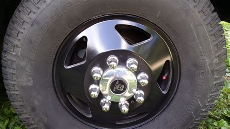 wheel masters lug nut covers stainless steel ford