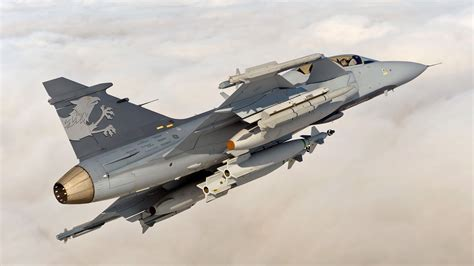 background jas saab jas 39 gripen full hd wallpaper and background