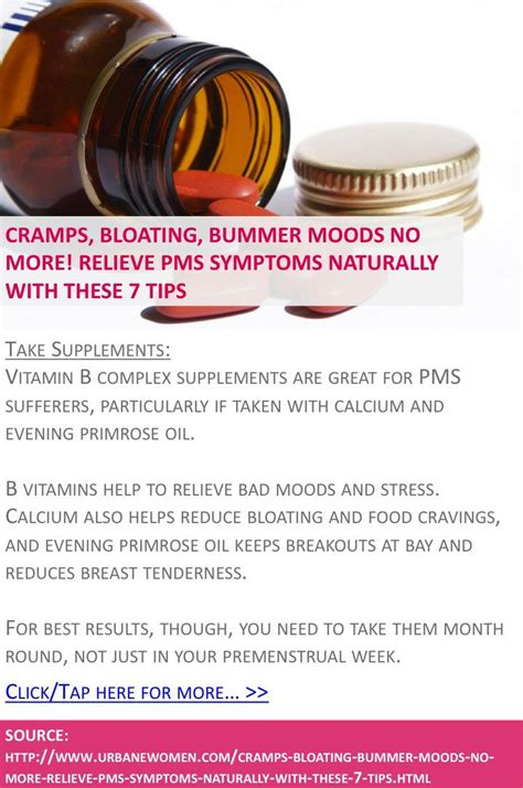 8 Pms Symptoms We by Crs Bloating Bummer Moods No More Relieve Pms