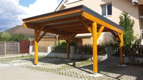 Vordach Carport überdachung by Carport Vordach Lengauer Holzbau 3433 K 246 Nigstetten