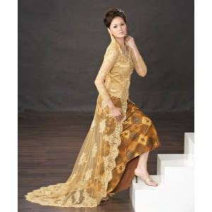 Kebaya Panjang Pl 01 touma beautiful dresses wedding inspirasi