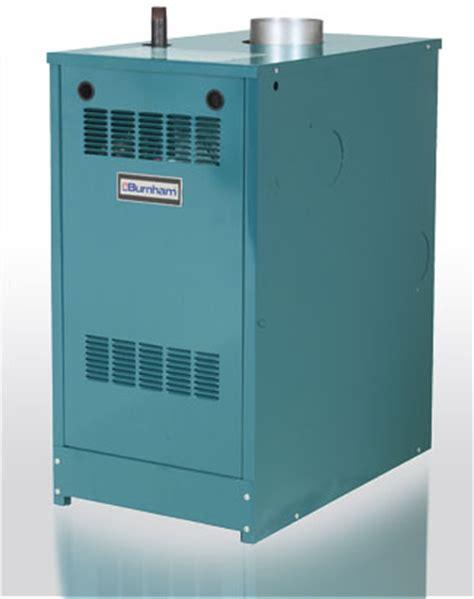 which gas boiler burnham high efficiency package gas boiler ng water only 130 000 btu
