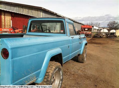 1968 Jeep Gladiator For Sale 1968 Jeep Gladiator 7