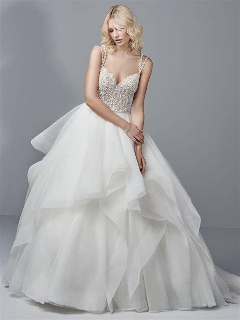 Dresses For Wedding - 30 seriously glam wedding dresses for 2018 brides