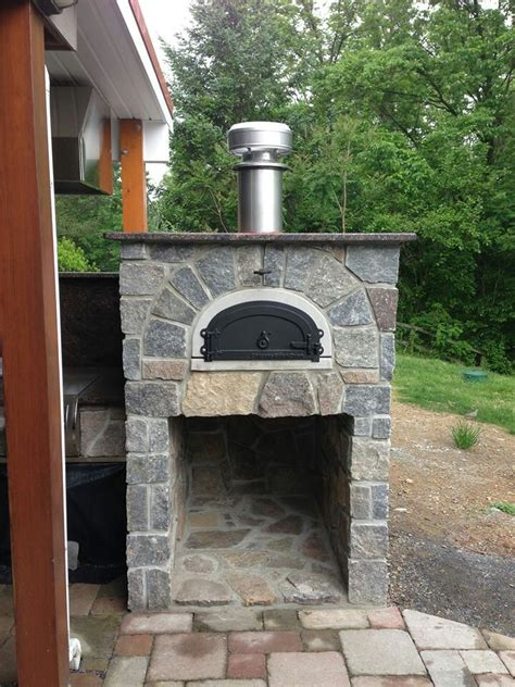 backyard brick oven outdoor pizza brick oven bh g pinterest