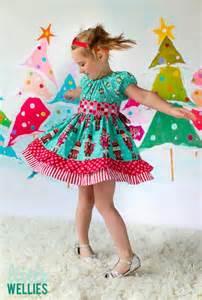 Nutcracker sweets christmas twirly dress boutique outfit little
