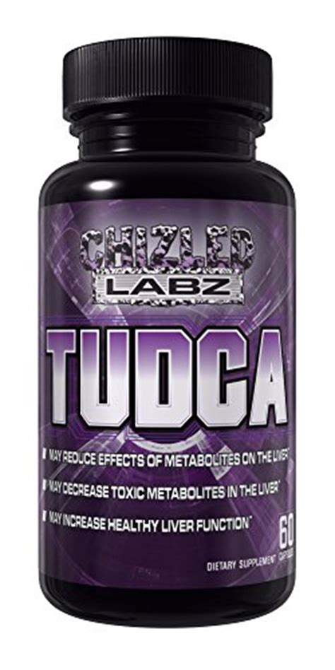 Insurance Capsules Detox by Best Tudca Supplement Premium Quality For Serious