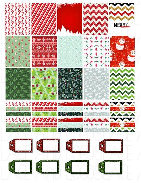 printable christmas planner stickers 10 best images about planner on pinterest homeschool